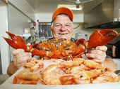 EVERY coastline seafood co-operative will be heaving with the hungry today.