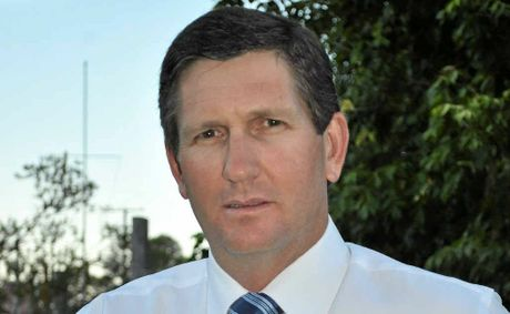 Lawrence Springborg is happy to serve the LNP in any capacity.