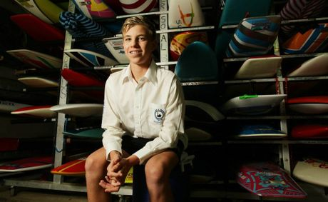 Police believe they have found the body of 14-year-old surf life saver Matt Barclay, who went missing in surf on the Gold Coast.