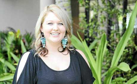 Jenna Atherton is the latest Jacaranda Queen candidate, and is sponsored by the Grafton District Services Club. 