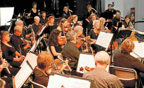 The Sunshine Coast Symphony Orchestra will perform at the Coolum Civic Centre on April 14.