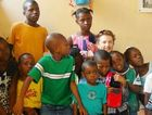LIFE CHANGING: Michael Crossland needs your help to change young lives in Haiti.
