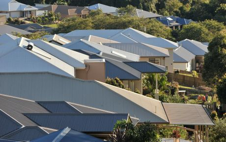 Real estate in Gladstone is cheaper than in other mining towns, a real estate agent says. (File photo)