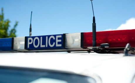 Rockhampton police are investigating an armed hold-up.