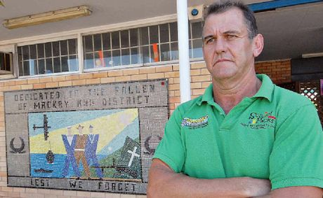 Mackay Regional Council candidate Greg Martin is backing a push to reopen the Memorial pool at weekends.