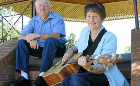 Jim and Carolyn Pierce will receive the Palms of Honour at Redcliffe next month.