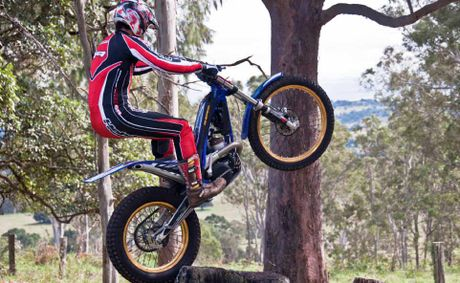 This weekend&#39;s moto trials in Gladstone will show off some top competitors.