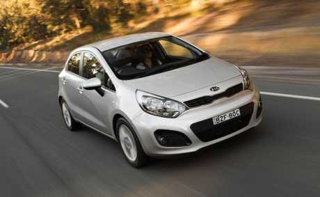 Stylish and modern, Kia's latest alteration of the Rio is bold with a more masculine design.