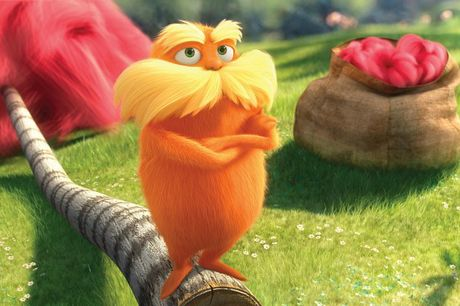 The Lorax is one of Dr Seuss&#39; most well loved stories