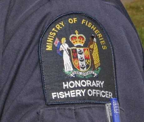 Fisheries patrol