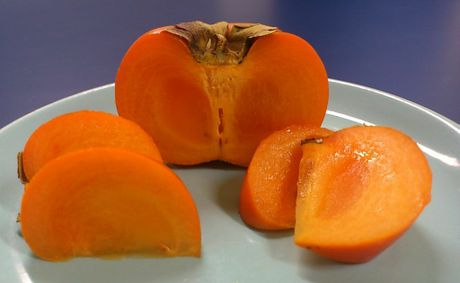 Sweet, delicious and loaded with goodness is the persimmon, now available at our Saturday Showground Markets.