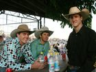 Families and friends had a BUCKING good time at the Emerald Easter rodeo. See who was out and about.