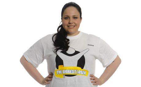 Michelle Cortesao has been eliminated from The Biggest Loser.