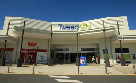 Tweed City Shopping Centre.