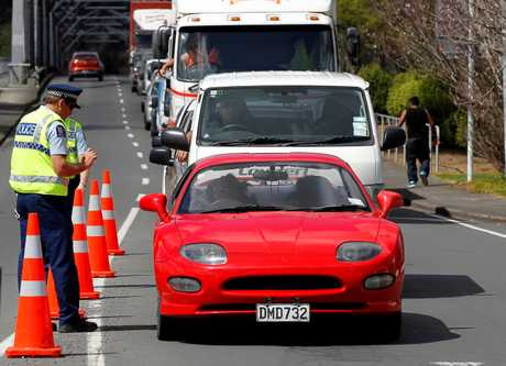 More stoned drivers are caught in the Bay of Plenty than anywhere else in the country.