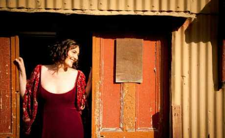 Opera singer Sarah Court, from Yeppoon, travelled to Auckland two weeks ago to perform as a soloist in a concert of Bach's St Matthew Passion.