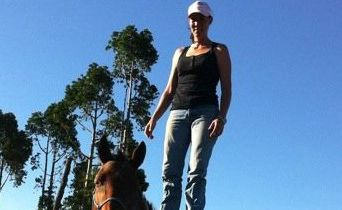 Friends of Mackay woman Chantelle Holden, a talented young farrier, have set up an account to help the young woman during her recovery.