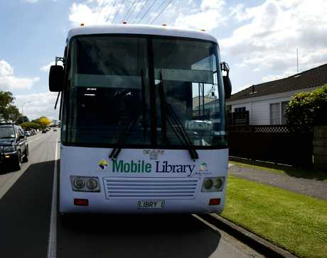 It would have been a shame if children missed out on the wonders of the mobile library.