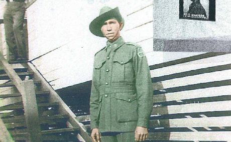 Private Darby Khan.