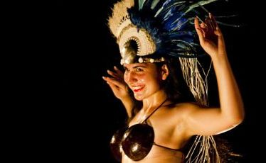 Kate Ngatokoroa, former Miss Junior Cook Islands and Te Vara Nui's star dancer.