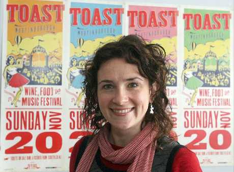 PLEASED AS: Toast Martinborough general manager Rachael Fletcher is delighted the organisation is one of three up for a Gold Award.