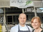 NATURALLY GOOD: Peter and Belinda Brettell, from Wild Rocket @ Misty's, Montville.