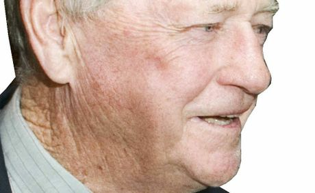 Property developer Clive Berghofer appeared in a Toowoomba court.