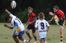 Max Byran, under 13s.