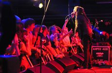 Frenzal Rhomb rocked the Plantation Hotel Saturday night.