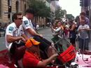 Brisbane Roar Tickertape parade