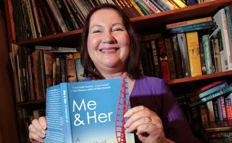 PERSONAL STORY: Karen Tyyrell has written a book about her battle with mental illness