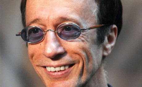 Robin Gibb.