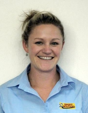 Sport Waitaki co-ordinator Kate Cartwright