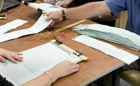 Counting in the council election continues today.
