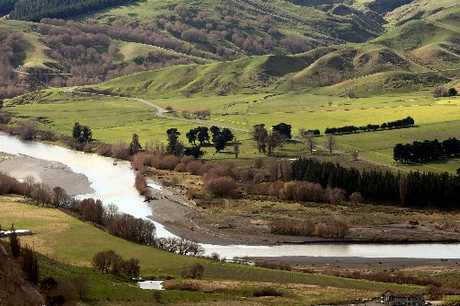 WATER FOCUS: The Central Hawke's Bay District Council is under new scrutiny on sewage discharges into the Tukituki (left) and Waipawa rivers.