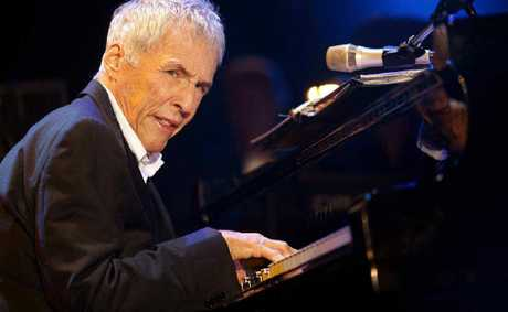US pianist and composer Burt Bacharach will perform at Jupiters Hotel and Casino on the Gold Coast.