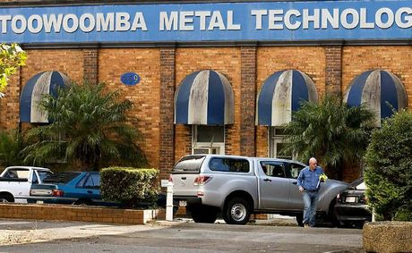 The sale of the Toowoomba Foundry is fast approaching.