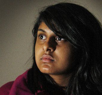 PRESENCE: Ushini Attanayake won direct entry to a national Shakespeare production with her portrayal of Lady Macbeth.