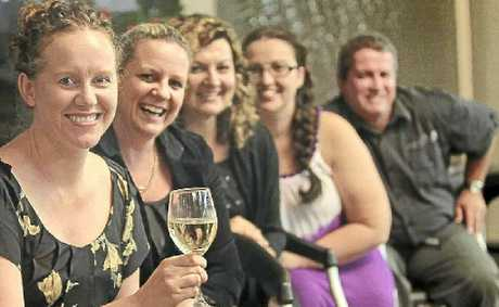 Sunshine Coast singles attend speed dating event to help set a new world record.