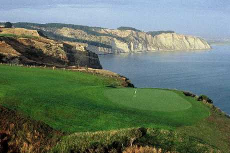 Hawke's Bay's Cape Kidnappers Golf Course. Photo / File