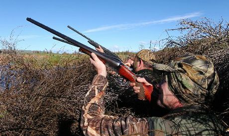 Hunters are being urged to take all safety precautions, with the duck-shooting season opening tomorrow morning.
