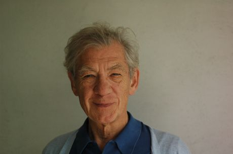 Hobbit star Sir Ian McKellen.