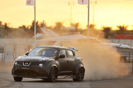 Nissan confirms bonkers Juke-R for production