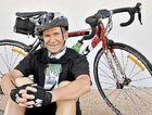 George Baska, 65, will join the Ride To Conquer Cancer later this year.