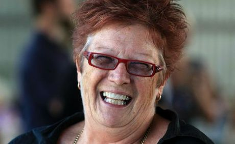 Dot Holdom. Murwillumbah. Photo: John Gass / Daily News