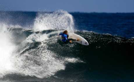 Mark Occhilupo at Margaret River showing he's still got it.