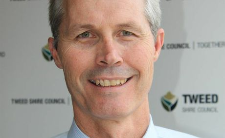 GREEN CRED: David Oxenham says the installation of a gas capture and electricity generating facility at the Stotts Creek landfill has put Tweed ahead.
