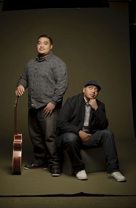 Nainz and Vizz Tupa'i, the brother duo that are Adeaze have been nominated for four awards in the upcoming PMA.