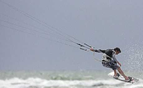 Kiteboarding is in for Rio de Jeneiro for the 2016 Games.