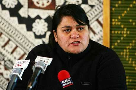 Labour MP Nanaia Mahuta